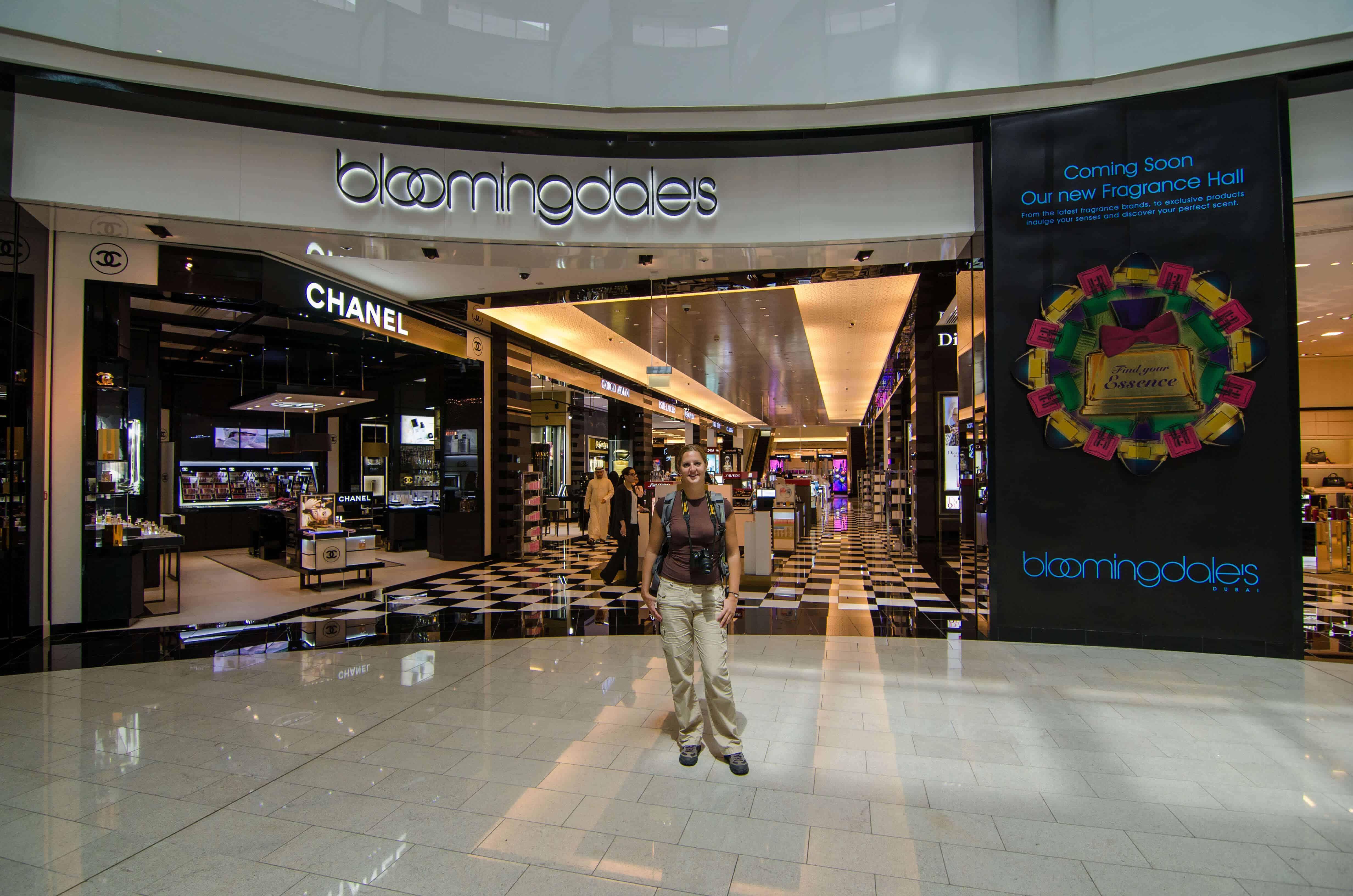 Bloomingdale's Dubaï