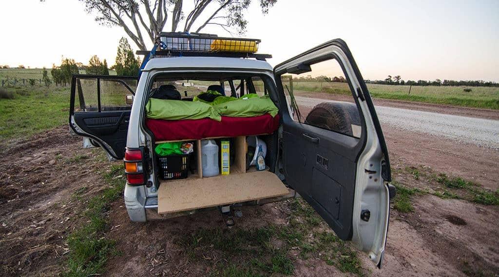 Dormir dans une voiture ? Facile !