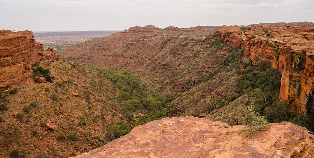 King's Canyon - Watarrka National Park