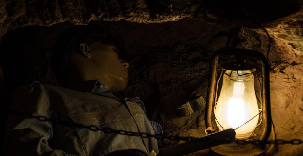 Mine d'opale Coober Pedy