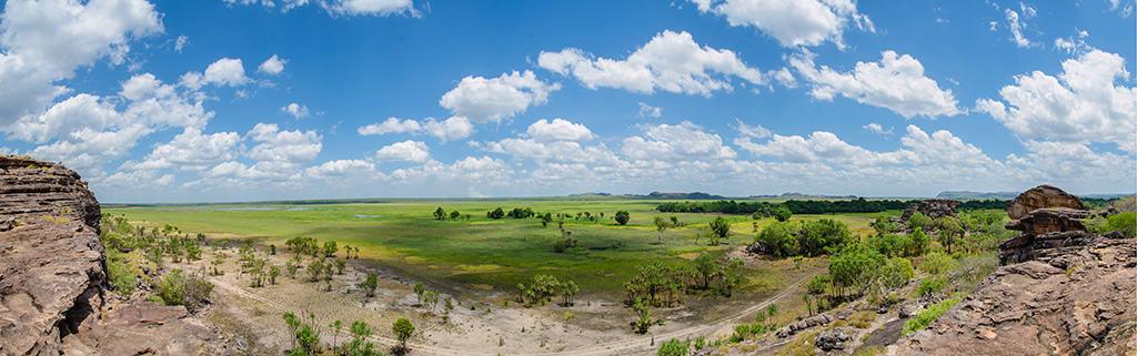 Panorama Ubir dans le Kakadu