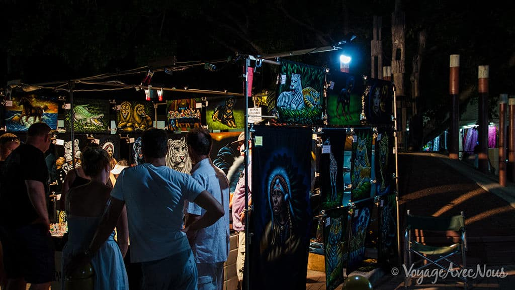 Mindil Beach Market - Darwin