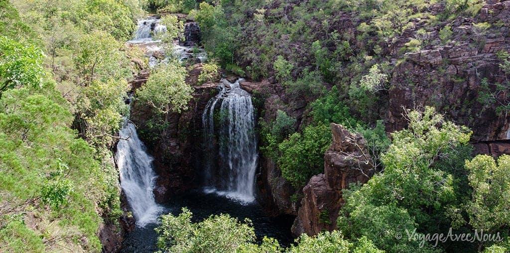 cascade litchfield national park