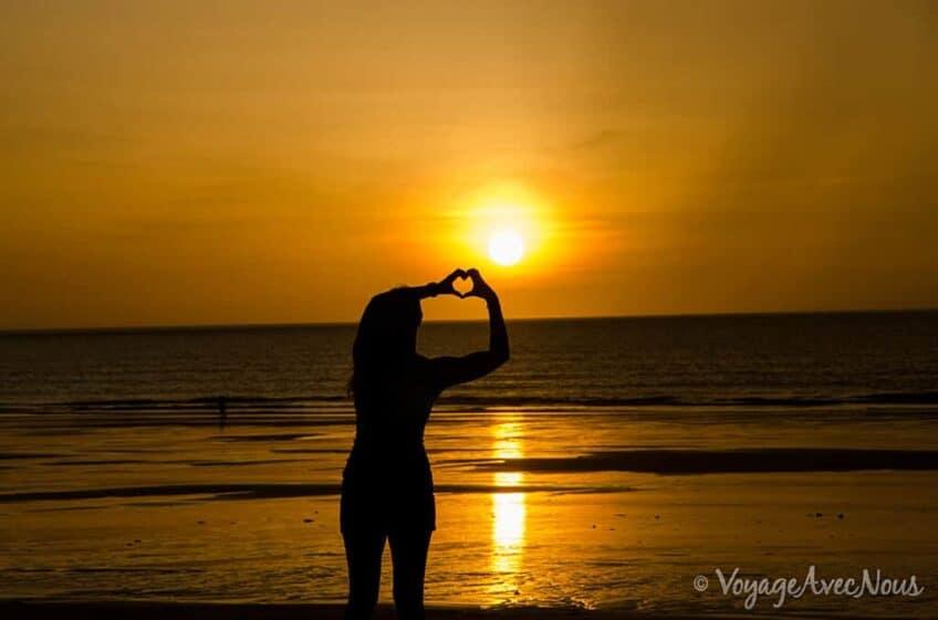 coucher de soleil broome cable beach
