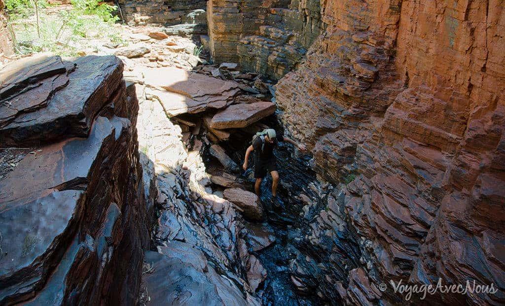 passage-randonnee-karijini-western-australia
