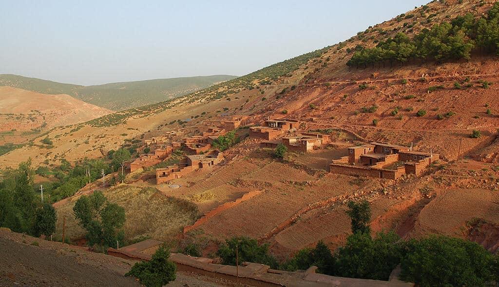 haut atlas maroc