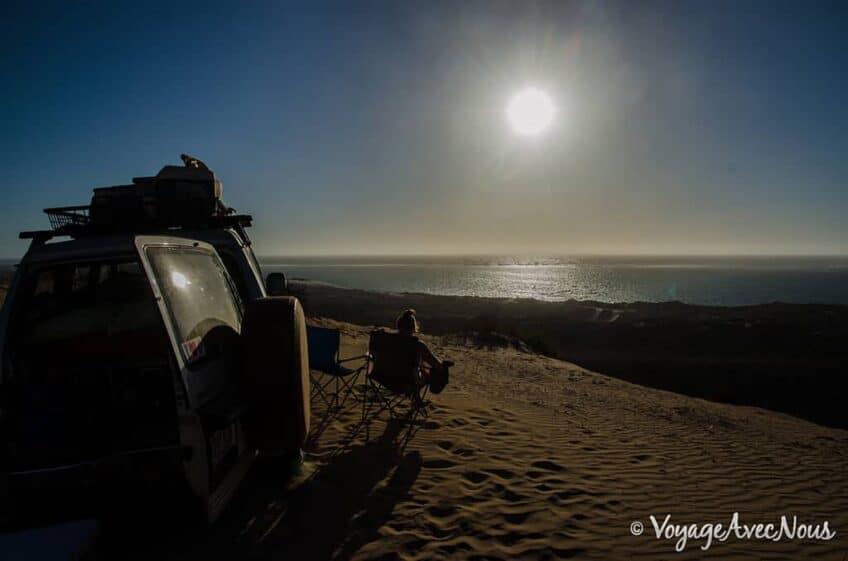 Dunes de Coral Bay