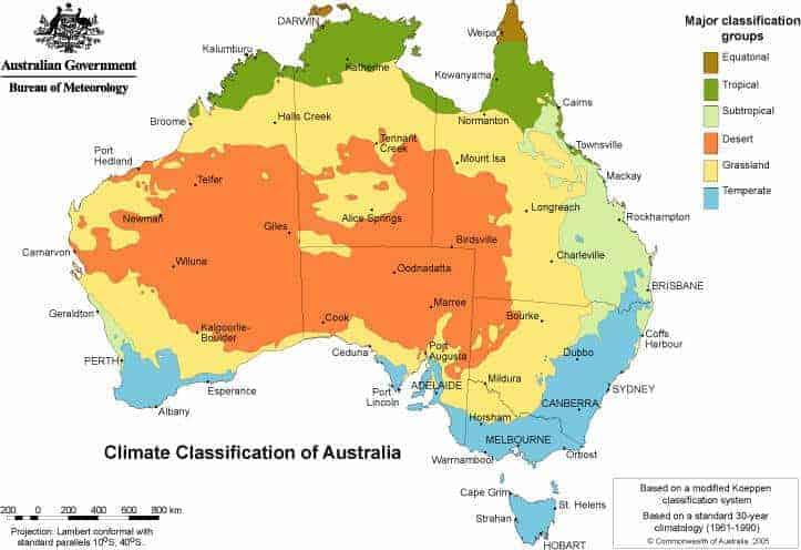 climat-en-australie-les-saisons