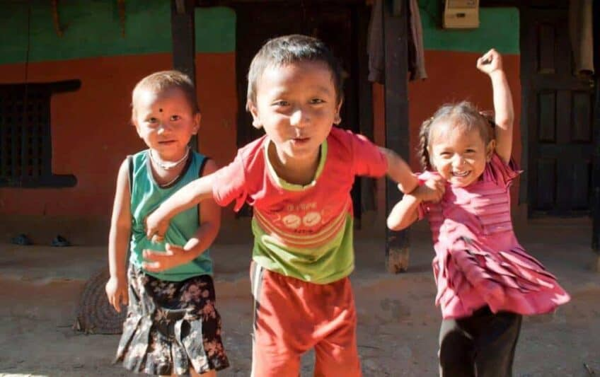 enfants-nepal