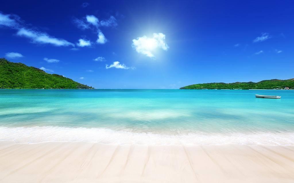 les plus belles plages paradisiaques du monde. Black Bedroom Furniture Sets. Home Design Ideas