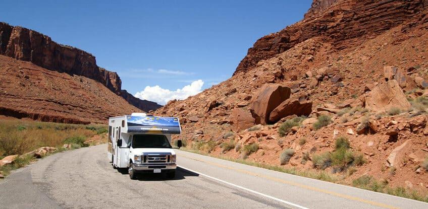 Camping-car-road-trip