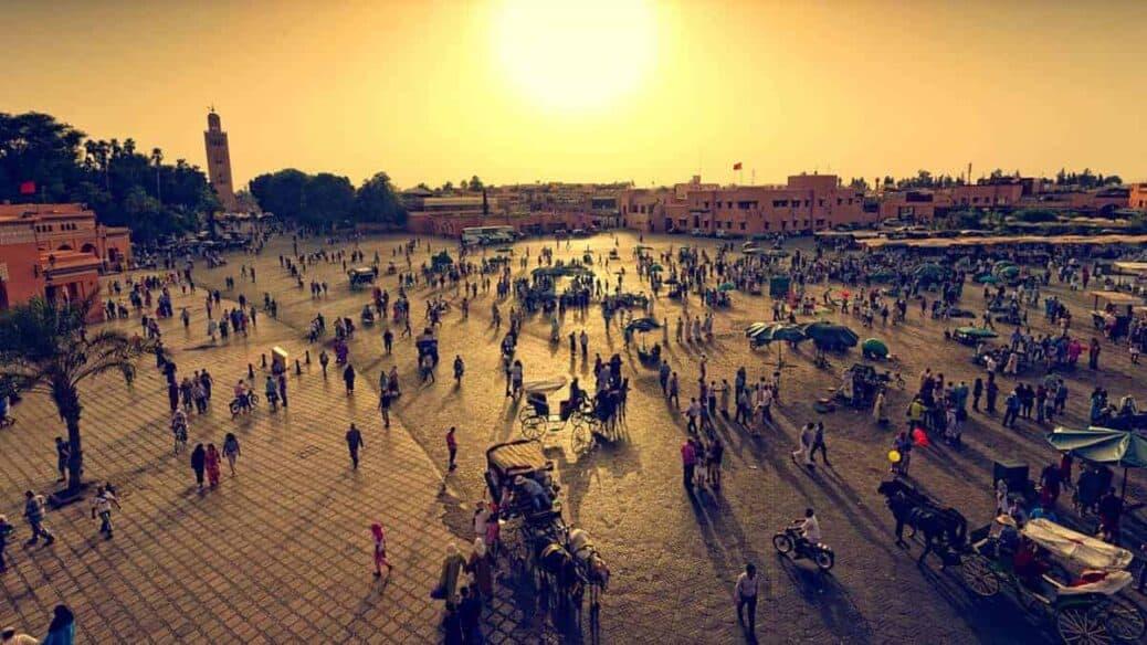 que faire au maroc a marrakech