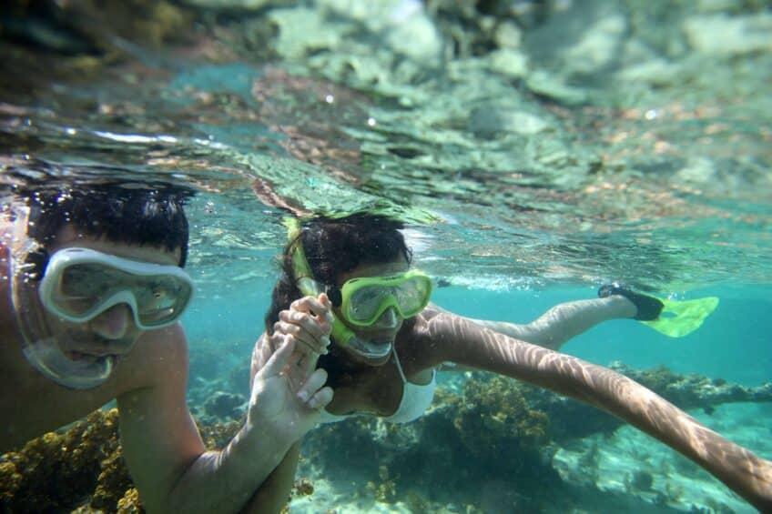 snorkeling-jamaique