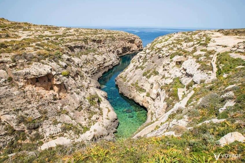 Canyon Wied il Ghasri