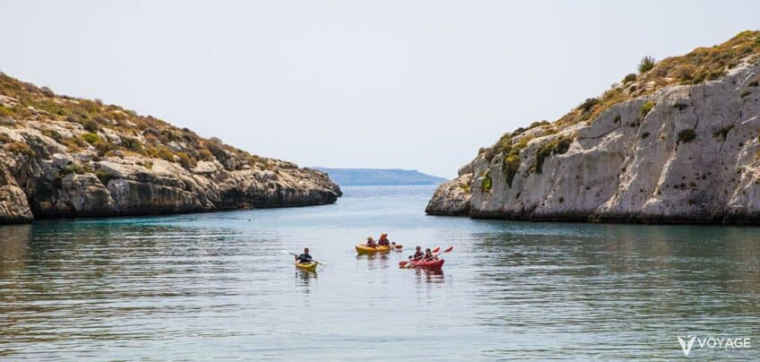 kayak-gozo-xlendi