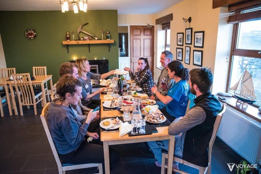 repas-clare-island-gradys-guest-house