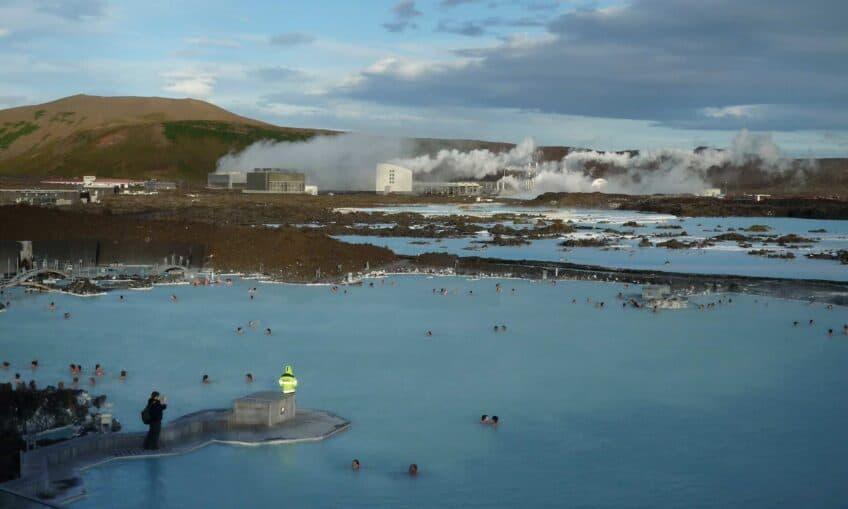 blue lagoon islande