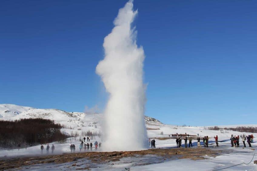 geysers de Geysir