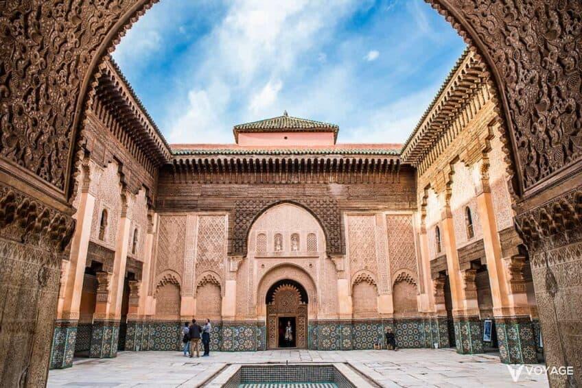 ecole-coranique-medersa-ben-youssef-marrakech