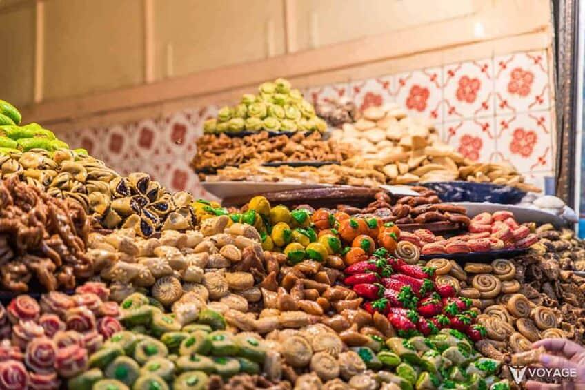 gateaux-souks-marrakech