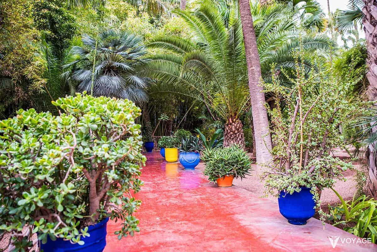 Que faire marrakech en 4 jours voyageavecnous for Jardin marrakech