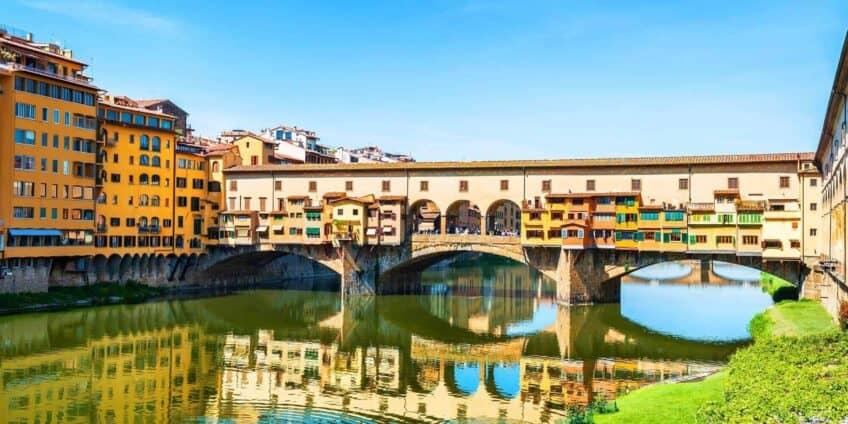 Ponte-Vecchio-Florence-Italie