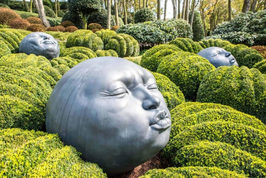 visage-jardin-etretat