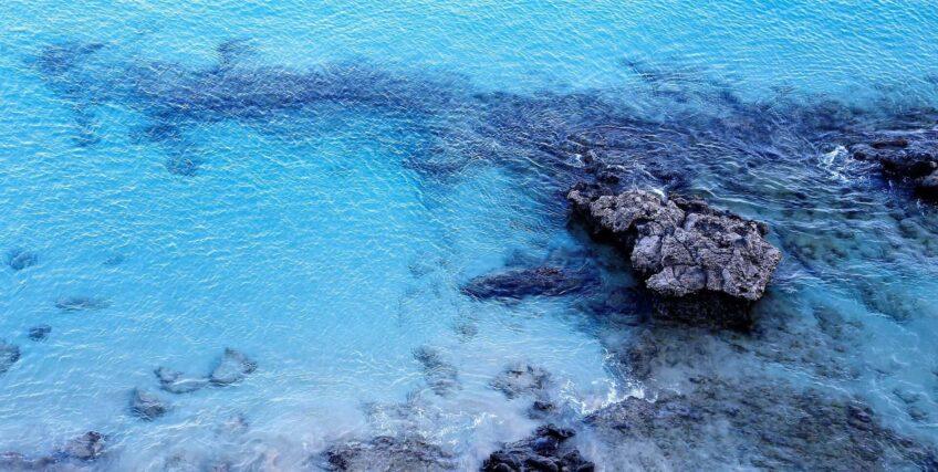 eaux turquoises lanzarote
