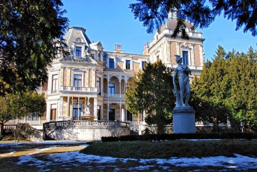 villa hermes Lainzer Tiergarten