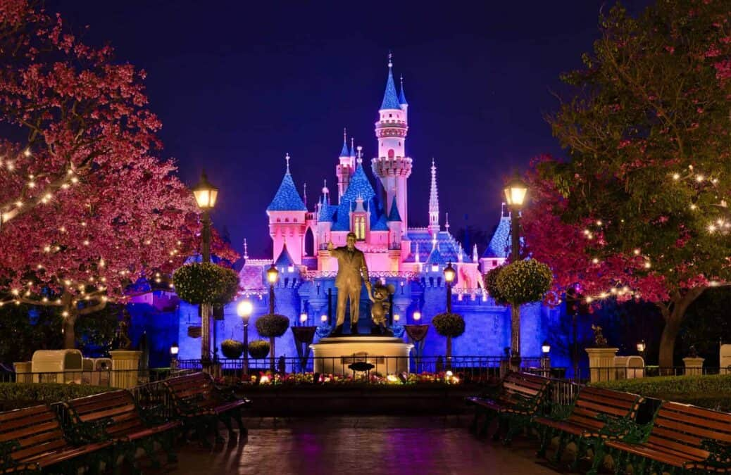 disneyland park los angeles
