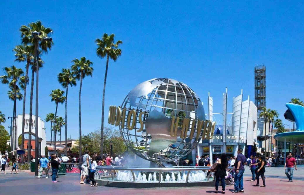 visiter universal studios hollywood