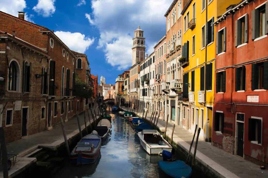 où partir en italie