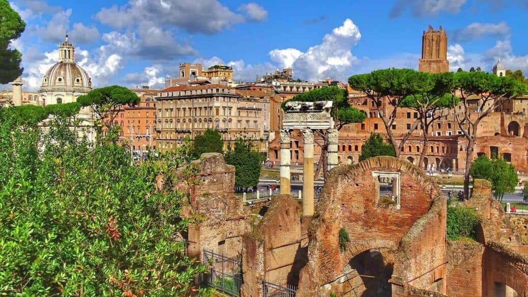 visiter rome pendant quelques jours