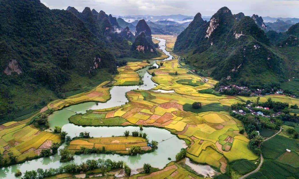 préparer voyage vietnam