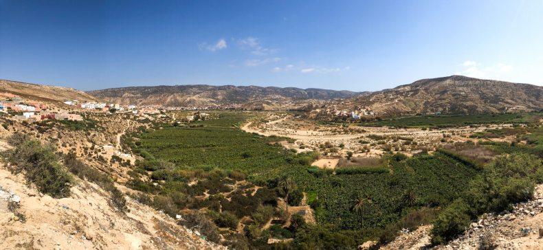 road tip maroc
