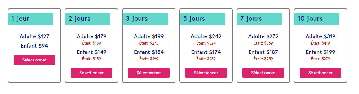 prix new york pass