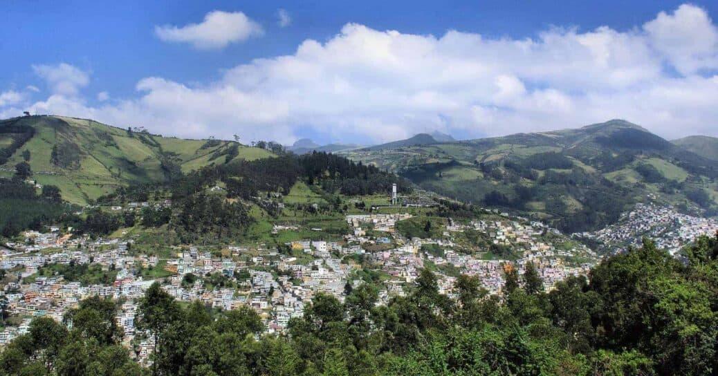 road trip en équateur