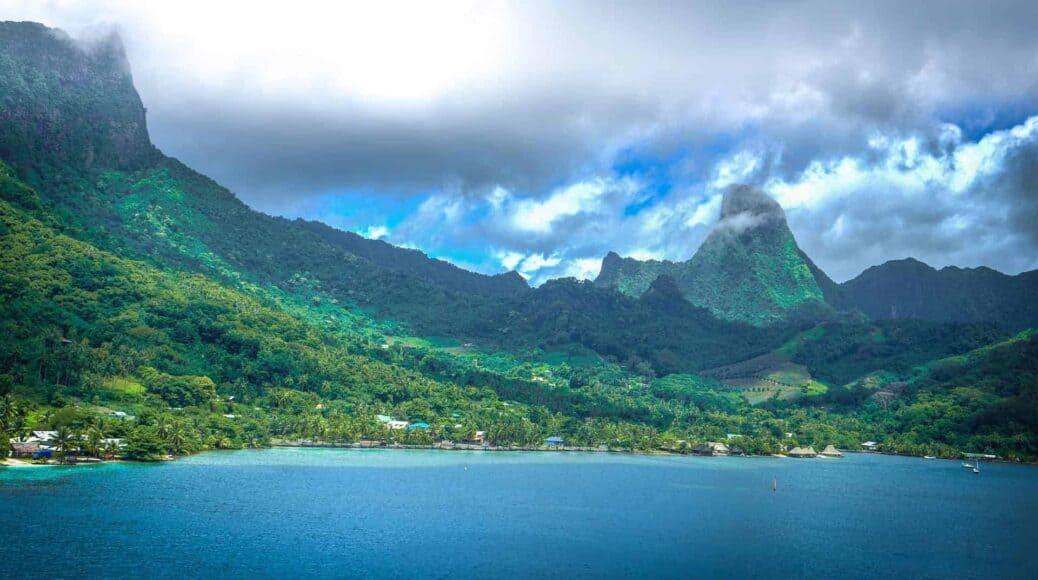que faire en polynesie - moorea
