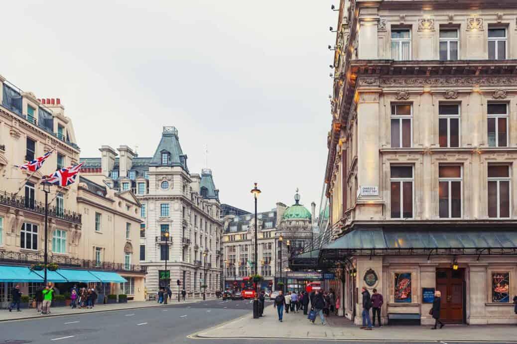 comédies musicales Londres
