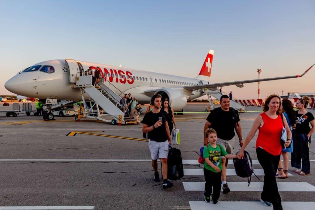 parking aéroport Genève