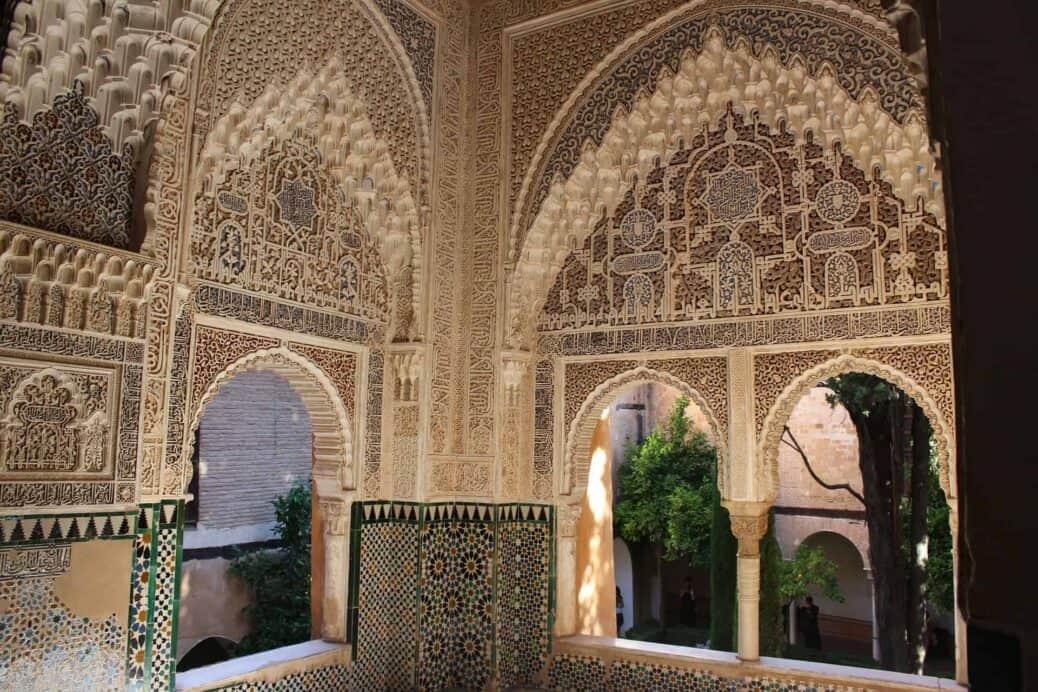 comment visiter alhambra grenade