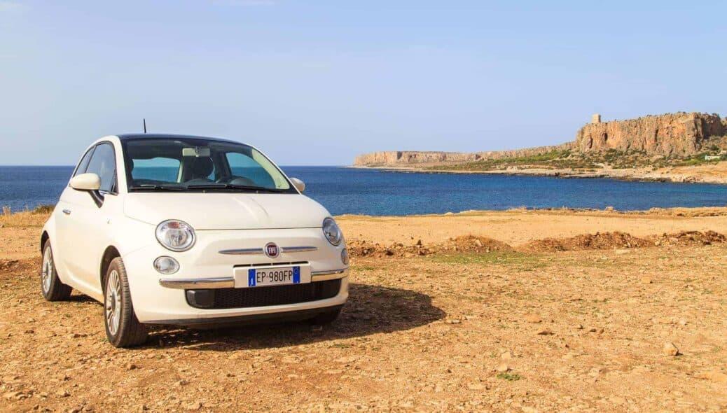 louer voiture sicile