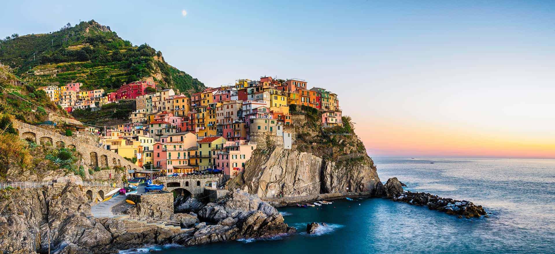 Cinque Terre Que Visiter Et Faire Aux 5 Terres En Italie