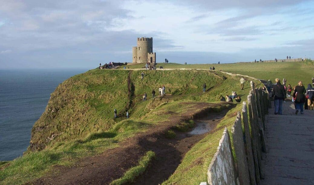 voyager en irlande