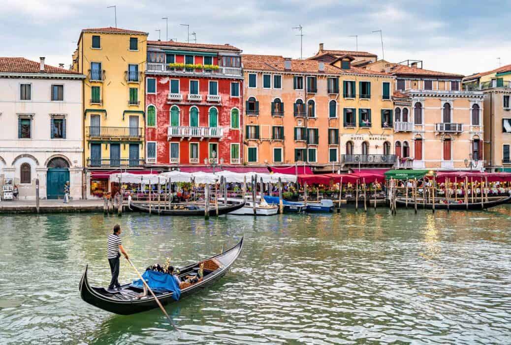 découvrir Venise en gondole