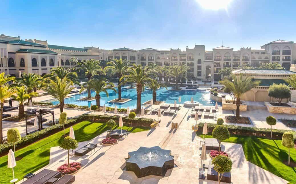 hotel resort magazan maroc