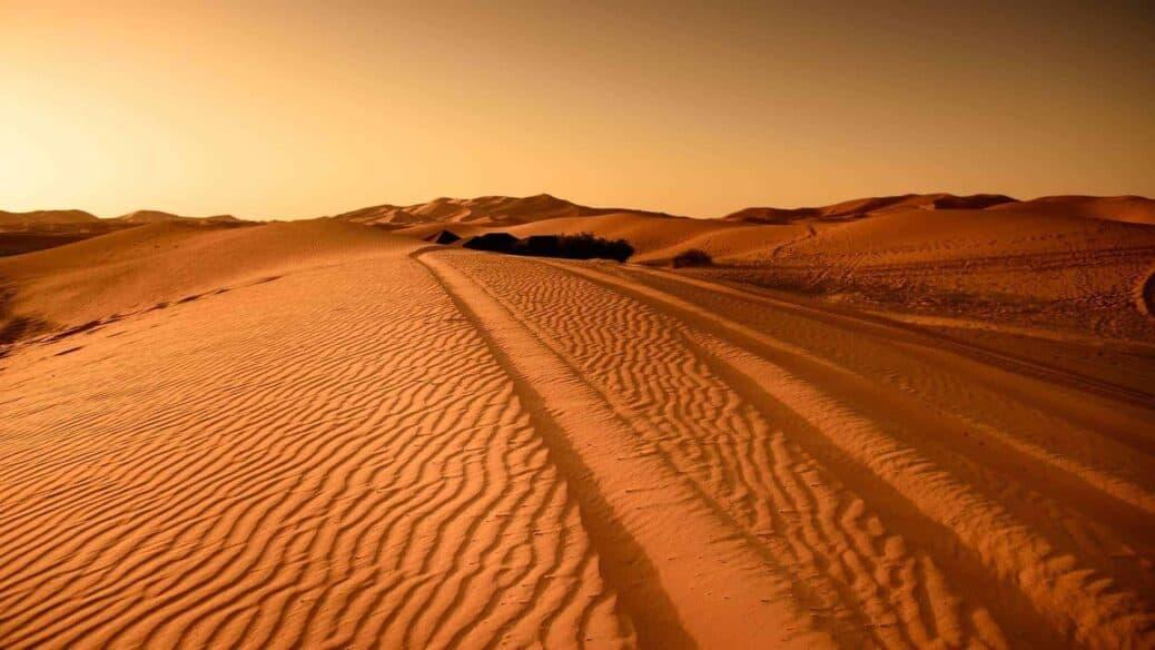 roadtrip desert maroc
