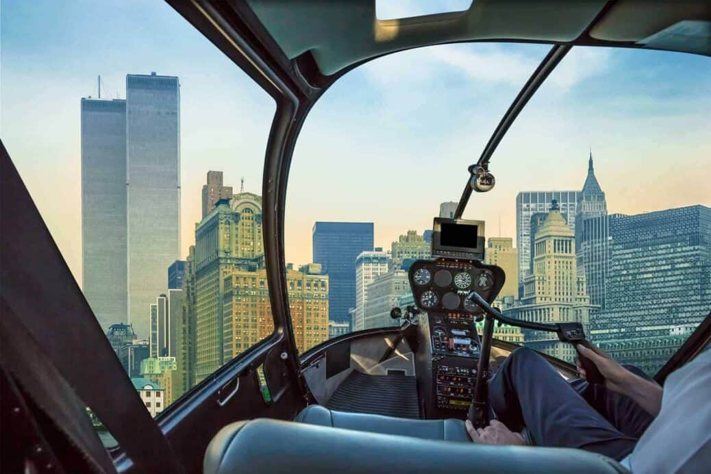 ticket new york helicoptere