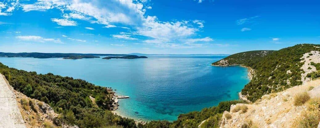 plage lopar croatie