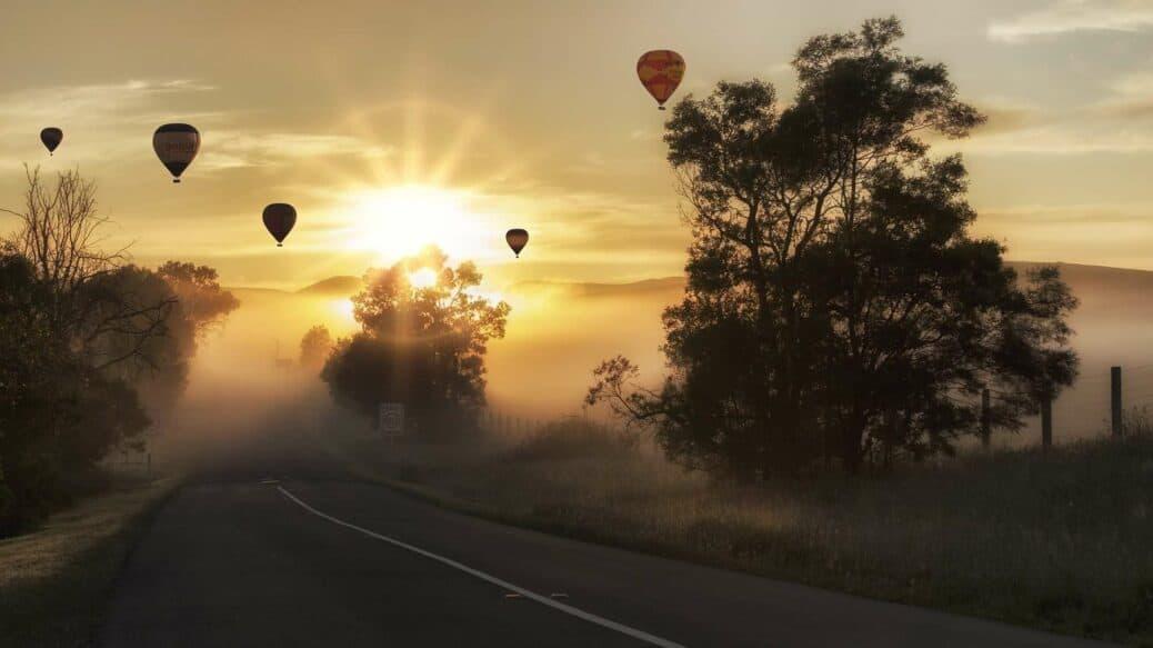 voyage magique